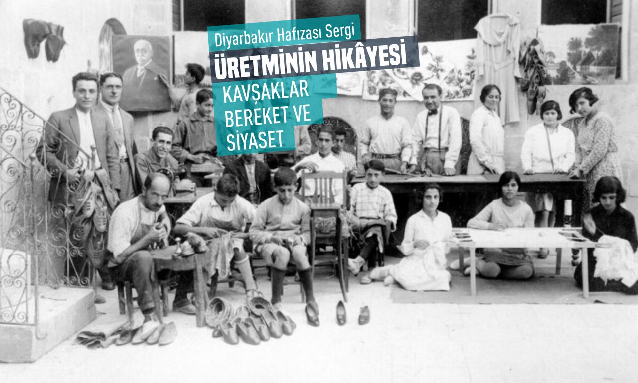Diyarbakır Hafızası Sergi - Üretimin hikâyesi: Kavşaklar, bereket ve siyaset